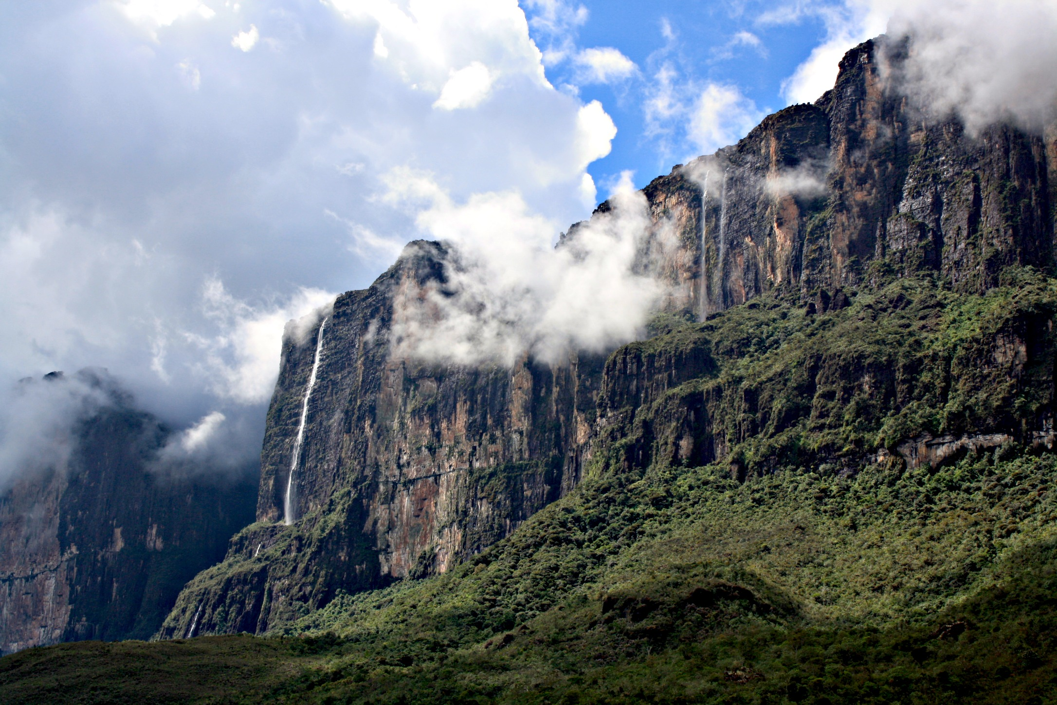 Trekking in South America: Mount Roraima, Venezuela