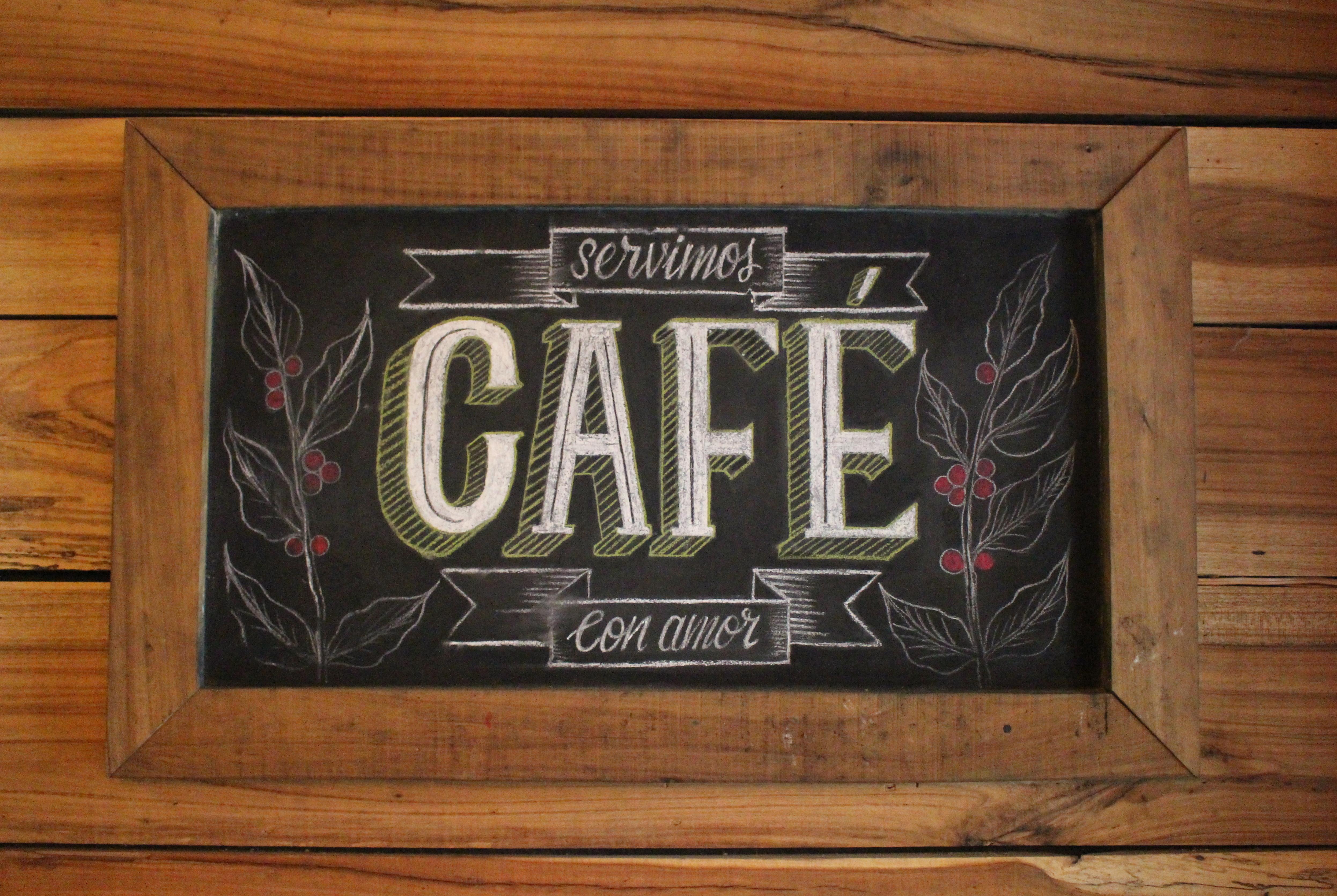 Pergamino Cafe, Medellin, Colombia