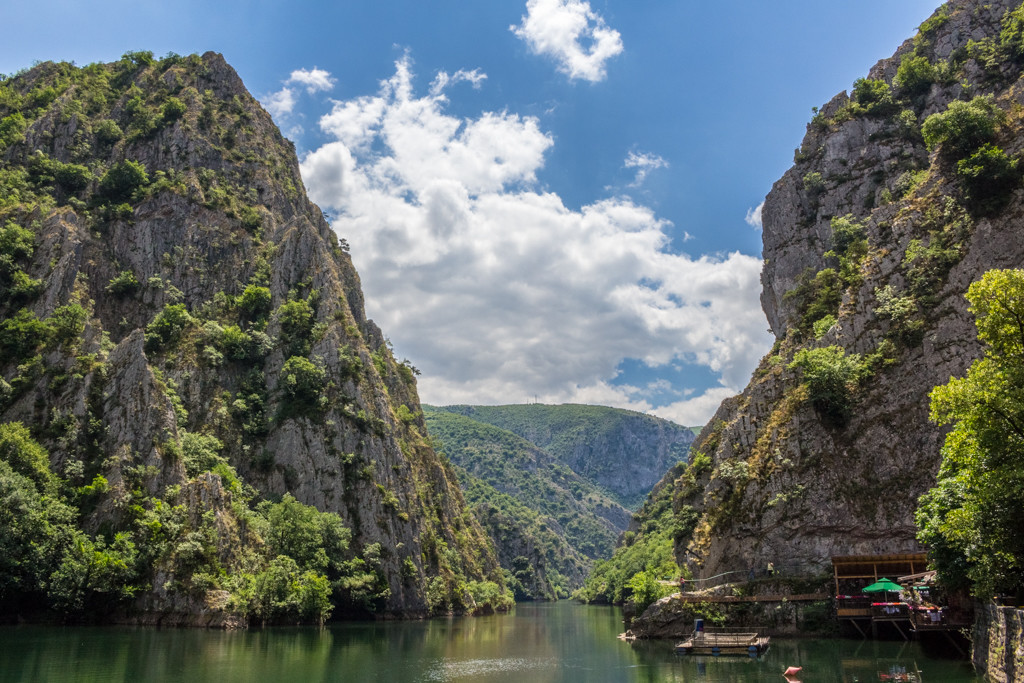Matka Canyon, Macedonia