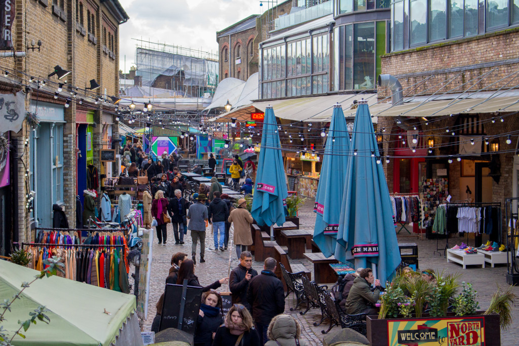 Camden Market, London