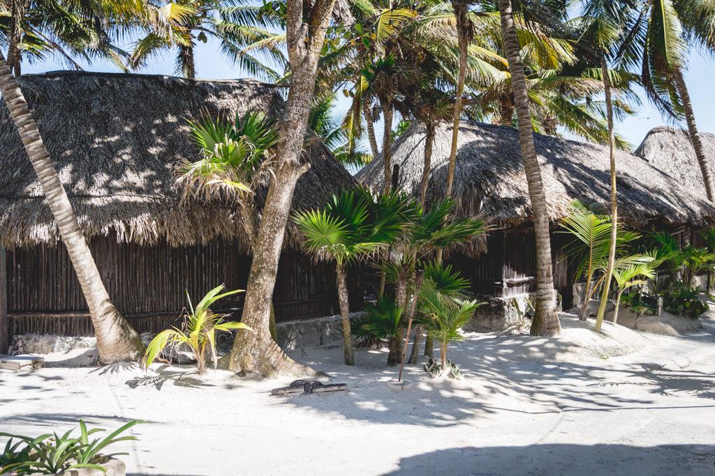 Diamante K, a luxurious resort on the beaches of Tulum, Mexico