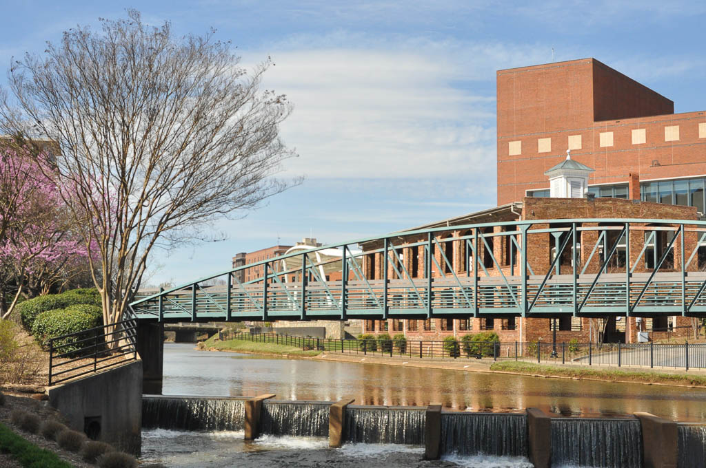 Surprisingly Affordable US Travel Destinations: Greenville, South Carolina