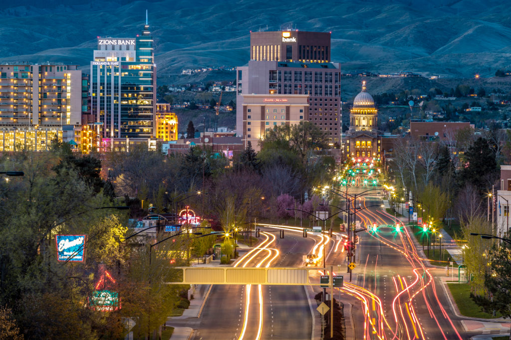 Surprisingly Affordable US Travel Destinations: Boise, Idaho