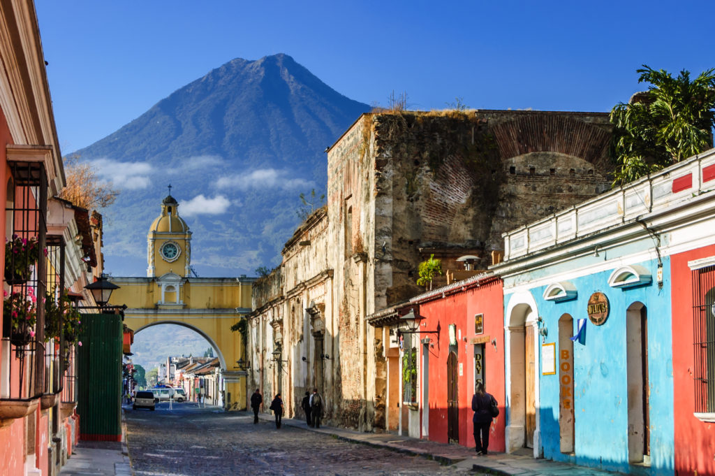 Coworking in Central America: Impact Hub, Antigua, Guatemala