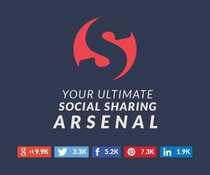 Tools for Professional Bloggers: Social Warfare WordPress Plugin
