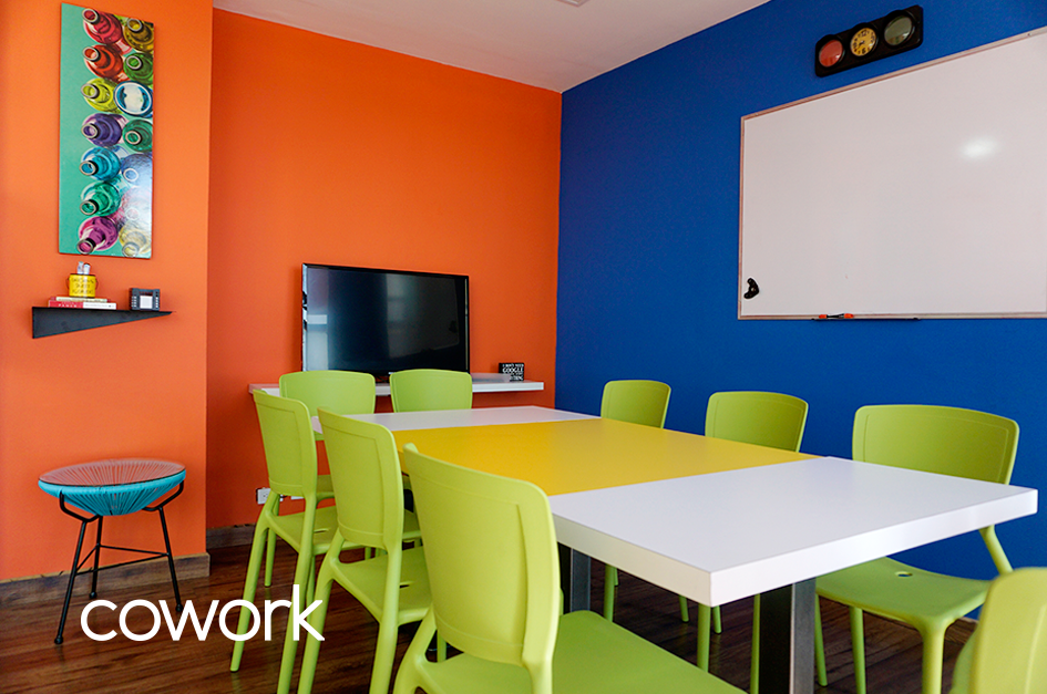 Cowork, a beautiful coworking space in San Jose, Costa Rica