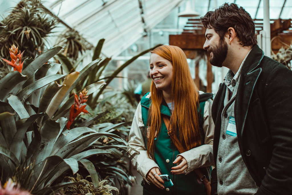 Two days in Seattle: Volunteer Park Conservatory