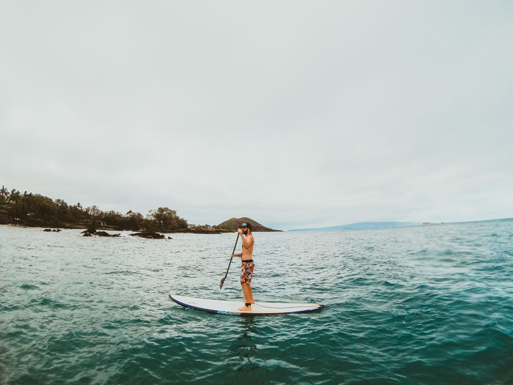 Maui Stand Up Paddle Boarding Tour